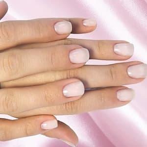Биоармирование натуральных ногтей