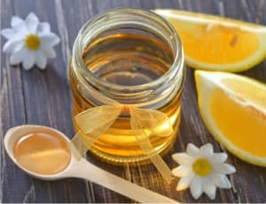SPA-ПАРЕНИЕ «Цитрусовый мёд»