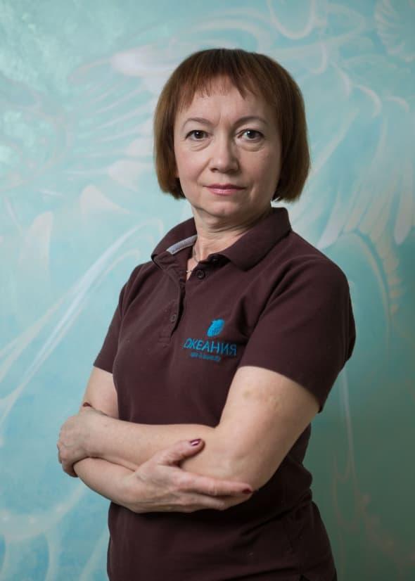 Проскурова Галина