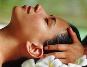 Мукхабъянгам Аюрведический массаж головы