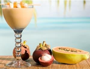 photo Тропический коктейль