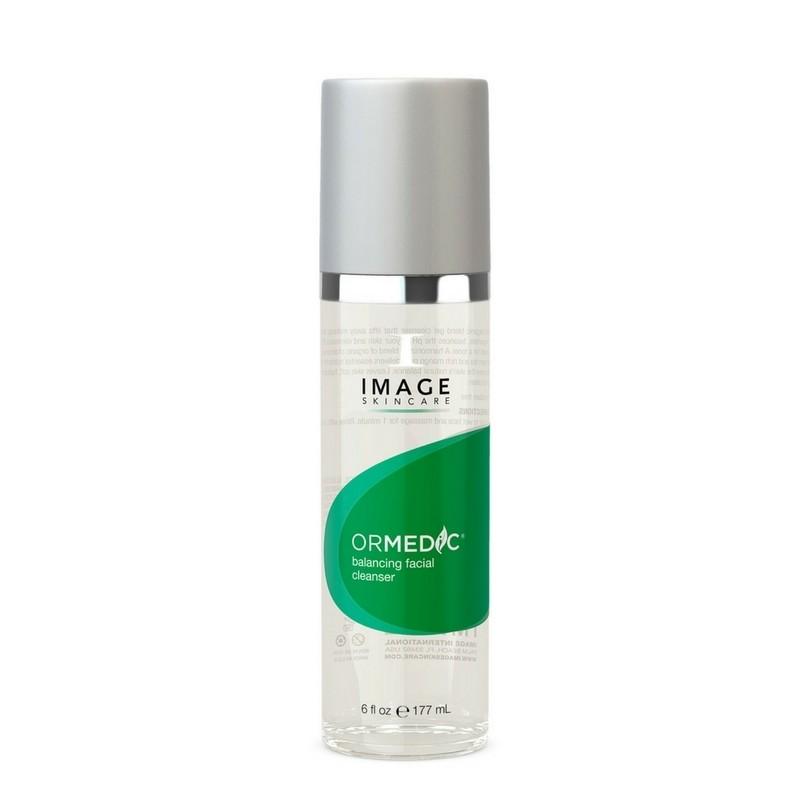 ORMEDIC balancing facial cleanser - Очищающий гель с алоэ