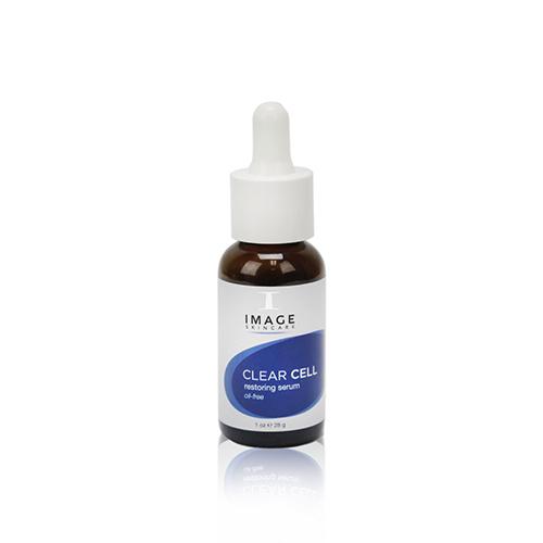 CLEAR CELL restoring serum oil-free - Восстанавливающая сыворотка